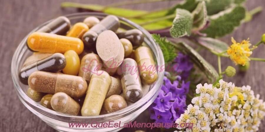 Mejores suplementos naturales para la menopausia
