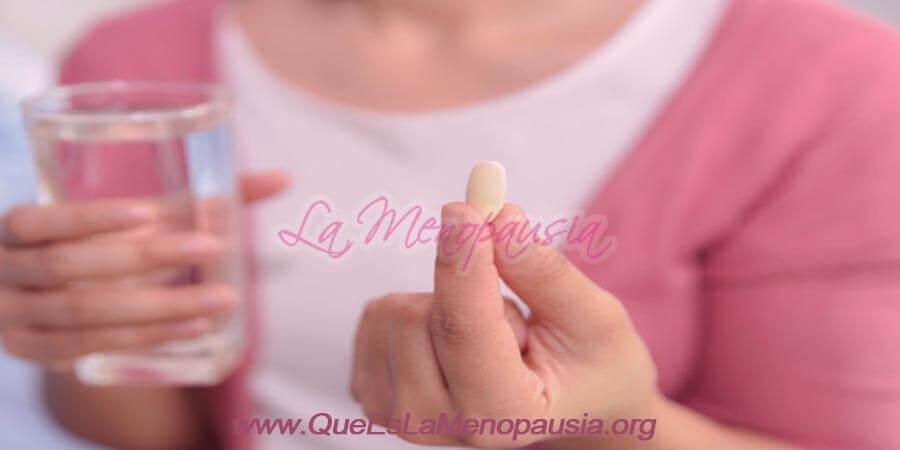 Suplementos para la menopausia