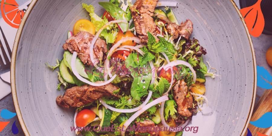 Dieta sana y balanceada
