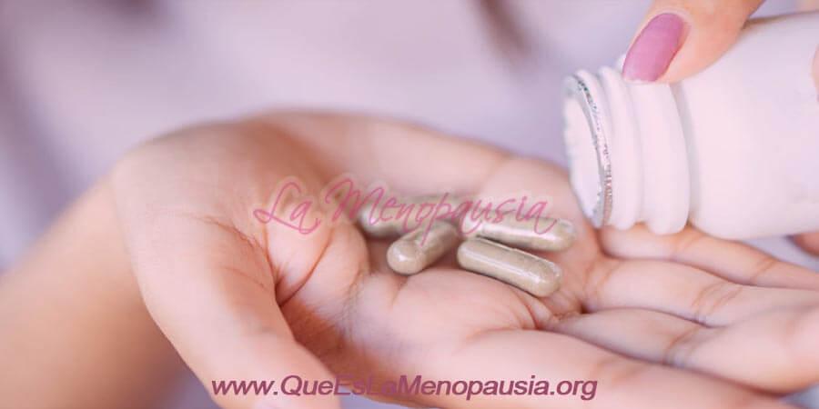 Tratamientos naturales y alternativos para la menopausia