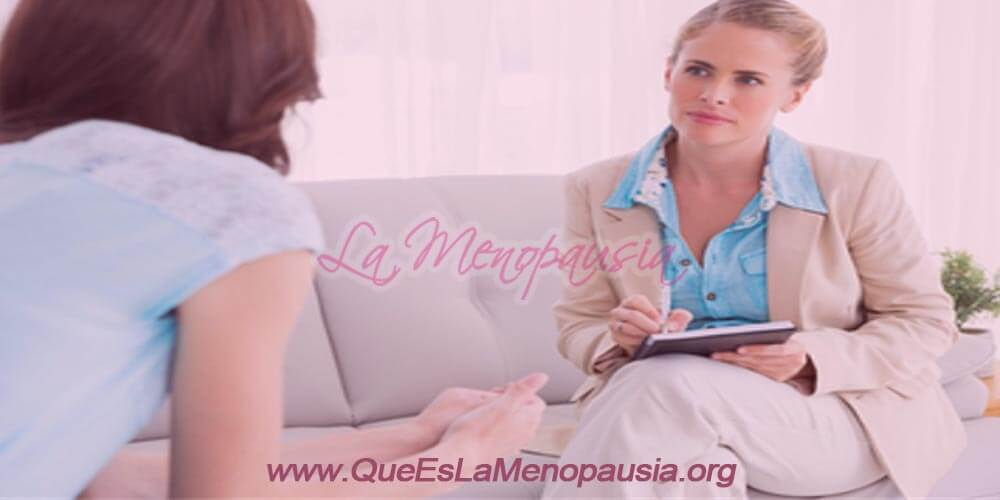 Ayuda psicológica en la menopausia
