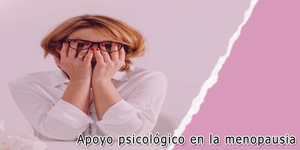 Importancia del apoyo psicológico en la menopausia
