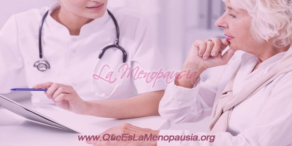 Terapia hormonal para mujeres posmenopáusicas
