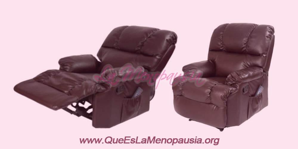 Recomendaciones ergonómicas para comprar sillón relax